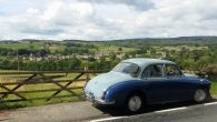 Scenic driving in Nidderdale